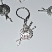 Маркеры для вязания Клубочки (набор 5шт.)