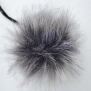 Помпон (искусственный мех) 002 Серый