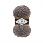 Alize Lanagold (Ализе Ланаголд) 240 Коричневый Меланж