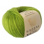 Gazzal BABY WOOL XL (Газзал Бэби Вул ХЛ) 838 Салат