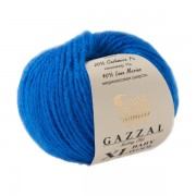 Gazzal BABY WOOL XL (Газзал Бэби Вул ХЛ) 830 Василек