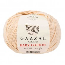 Gazzal BABY COTTON (Газзал Бэби Коттон) 3445 Беж