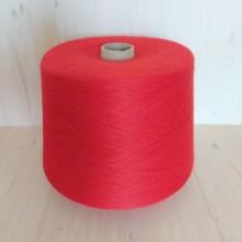 Красный Тюльпан (шерсть/ПАН) 100г